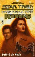Star Trek Deep Space Nine Rebels PB (1999 Pocket Novel) 3-REP
