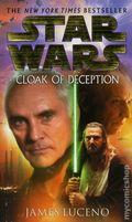 Star Wars Cloak of Deception PB (2002 Del Rey Novel) 1-1ST