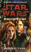 Star Wars Survivor's Quest PB (2005 Del Rey Novel) 1-1ST