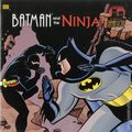 Batman and the Ninja SC (1995 A Golden Book) The Adventures of Batman and Robin 1-1ST