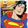 True Story of Superman SC (1995 Golden Books) DC Super Heroes 1-1ST