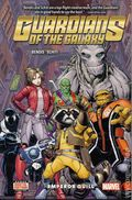 Guardians of the Galaxy HC (2016-2018 Marvel) New Guard 1-1ST