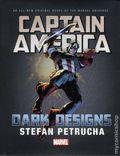 Captain America Dark Designs HC (2016 A Marvel Universe Novel) 1-1ST