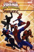 Marvel Universe Ultimate Spider-Man: Web Warriors Spider-Verse TPB (2016 Digest) 1-1ST