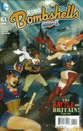 DC Comics Bombshells (2015) 11