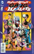 Harley Quinn and Her Gang of Harleys (2016) 1A