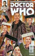 Doctor Who The Ninth Doctor (2016 Titan) 1B