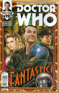 Doctor Who The Ninth Doctor (2016 Titan) 1C