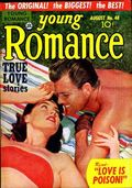 Young Romance (1947-1963 Prize) Vol. 5 #12 (48)