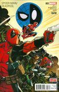 Spider-Man Deadpool (2016) 3C