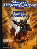 Advanced Dungeons and Dragons Player's Handbook HC (1989 TSR) 2nd Edition 1A-REP