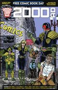 2000 AD (2014 Rebellion) Free Comic Book Day 2016