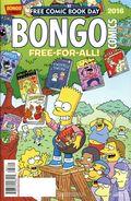 Bongo Comics Free-For-All (2005 Bongo Comics) FCBD 2016