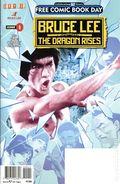 Bruce Lee The Dragon Rises (2016 Darby Pop) FCBD 2016