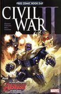 Civil War II (2016 Marvel) FCBD 1