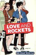 Love and Rockets (2016 Fantagraphics) FCBD 1