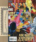 Uncanny X-Men (1963 1st Series) 310DFSIGNED
