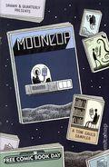 Mooncop a Tom Gauld Sampler (2016 Drawn and Quarterly) FCBD 2016