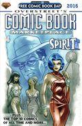 Overstreet Comic Book Marketplace (2015 Overstreet) FCBD 2016