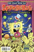 SpongeBob Freestyle Funnies (2013) FCBD 2016