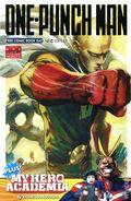 One-Punch Man My Hero Academia (2016 Viz Media) FCBD 1