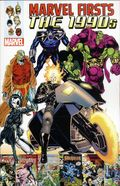 Marvel Firsts The 1990s TPB (2016 Marvel) 1-1ST
