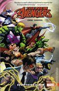 New Avengers AIM TPB (2016 Marvel) Avengers Idea Mechanics 1-1ST