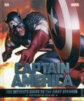 Captain America The Ultimate Guide to the First Avenger HC (2016 DK) 1-1ST