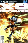 X-O Manowar (2012 3rd Series Valiant) 46C