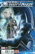 Star Wars Obi-Wan and Anakin (2016 Marvel) 4