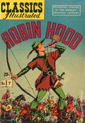 Classics Illustrated 007 Robin Hood 11