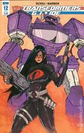 Transformers vs. G.I. Joe (2014 IDW) 12SUB