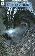 Godzilla Oblivion (2016 IDW) 2RI