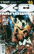 X-O Manowar (2012 3rd Series Valiant) 46A