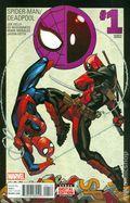 Spider-Man Deadpool (2016) 1I