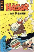 Hagar the Horrible (1977 King Features Syndicate/Whitman) Comic Library R-09