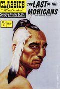 Classics Illustrated SC (2005 Jack Lake Editions) 4-1ST
