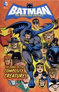 Batman The Brave and the Bold The Panic of the Composite Creatures HC (2012 Capstone) 1-1ST