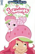 Strawberry Shortcake (2016 IDW) FCBD 1