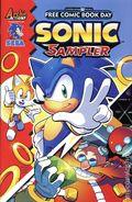 Sonic the Hedgehog FCBD (2007) 2016