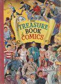Treasure Book of Comics Annual HC (c. 1952) UK 1-1ST