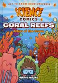 Science Comics Coral Reefs HC (2016 First Second Books) Cities of the Ocean 1-1ST