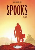 Spooks GN (2012-2016 Cinebook) 6-1ST