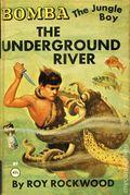 Bomba The Jungle Boy HC Series (c.1960 Clover Books) 3rd Edition 9