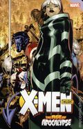 X-Men Age of Apocalypse Twilight TPB (2016 Marvel) 1-1ST
