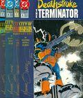 Deathstroke the Terminator (1991) DOASGNDSET#6-9