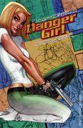 Danger Girl Sketchbook HC (2011 IDW) 1X-1ST