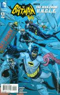 Batman '66 Meets the Man from Uncle (2015) 5