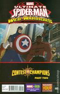 Ultimate Spider-Man Contest of Champions (2016 Marvel Universe) 2