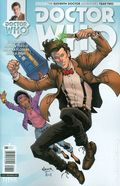 Doctor Who The Eleventh Doctor Year Two (2015) 8A